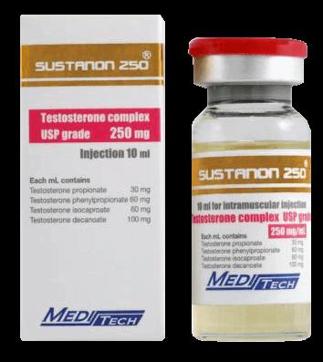 Testosterona • WikiStero • La Biblia de los Esteroides