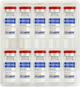 Winstrol (Stanazolol) Meditech