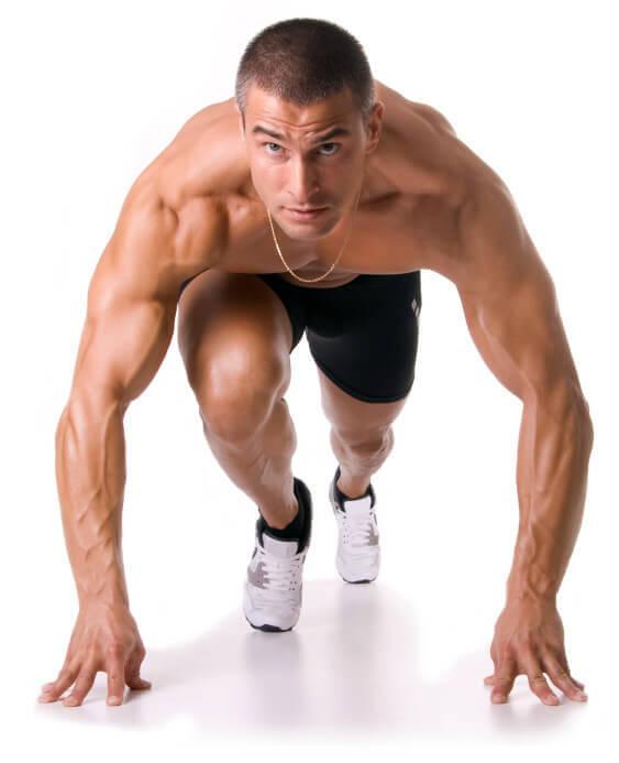 Si quieres aumentar tu fuerza y tu masa muscular, no te