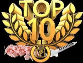 Top 10 des stéroïdes anabolisants
