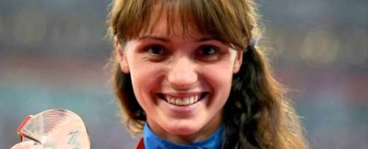 Dopaje: La ucraniana Lyudmyla Olyanovska, campeona mundial de Beijing medalla de bronce, suspendida 4 años