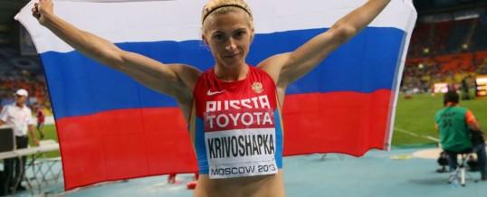 Rusia pierde otra medalla olímpica