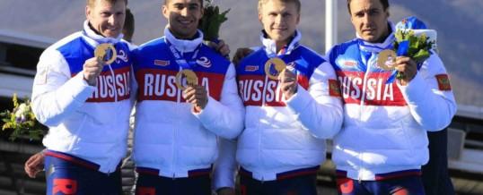 Atleta ruso de bobsleigh suspendido por el dopaje